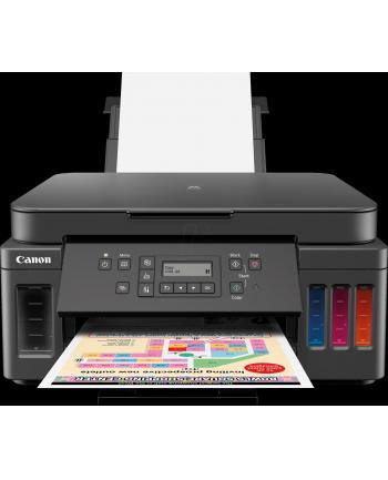 Canon PIXMA G6050, multifunction printer(black, scan, copy, USB, LAN, WLAN)