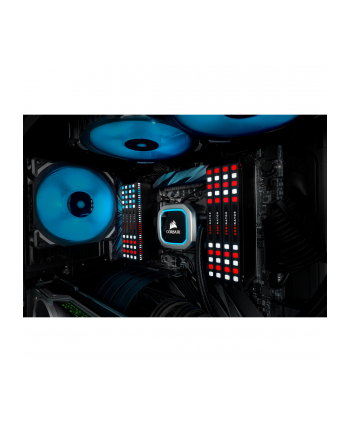 Corsair DDR4 - 64 GB -3200 - CL - 16 - Dual Kit, Dominator Platinum RGB (black, CMT64GX4M2C3200C16)