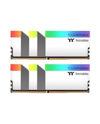 Thermaltake DDR4 - 32 GB -3600 - CL - 18 - Dual Kit, RAM(white, R022D416GX2-3600C18A, TOUGHRAM RGB)