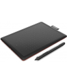 Wacom One Small, graphics tablet (black / red) CTL-472-N - nr 15