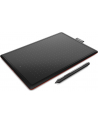 Wacom One Small, graphics tablet (black / red) CTL-472-N - nr 22