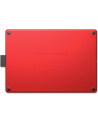 Wacom One Small, graphics tablet (black / red) CTL-472-N - nr 23