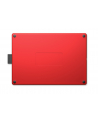 Wacom One Small, graphics tablet (black / red) CTL-472-N - nr 30
