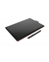 Wacom One Small, graphics tablet (black / red) CTL-472-N - nr 3