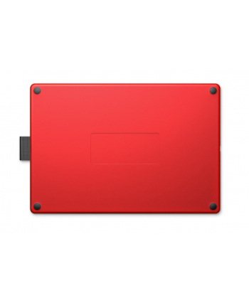 Wacom One Small, graphics tablet (black / red) CTL-472-N