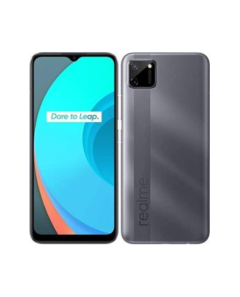 realme C11 - 6.5 - 32GB Pepper Grey - System Android