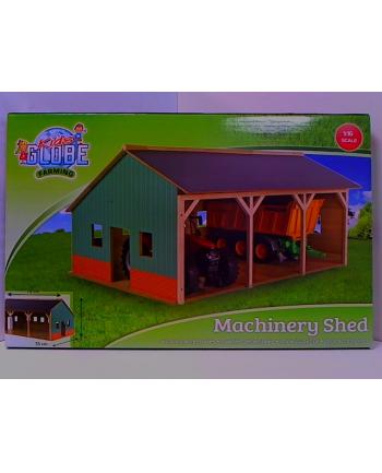 hipo-farma Garaż na trzy traktory 610340 18044.