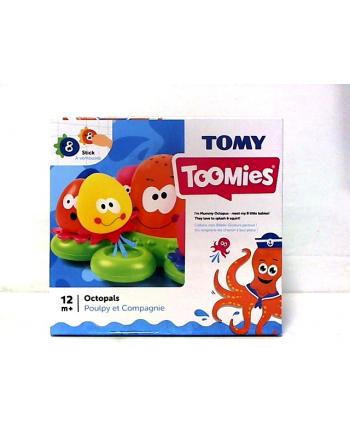 TOMY TOOMIES ośmiorniczki-zabawa w wannie E2756