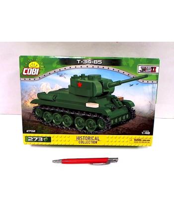 COBI HC WWII T-34-85 273kl 2702