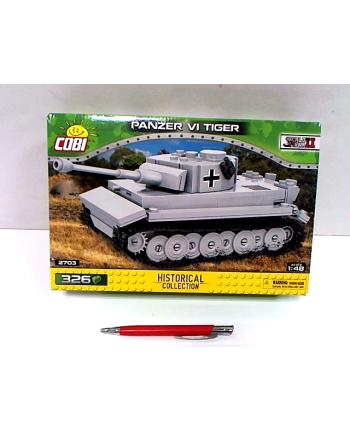 COBI HC WWII Panzer VI Tiger 326kl 2703