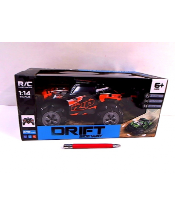 madej Auto RC 1:14 2,4GHz koła drift USB 004056 67809