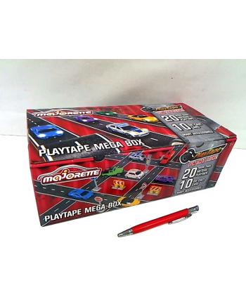 simba Majorette Playtape mega box 205-8198