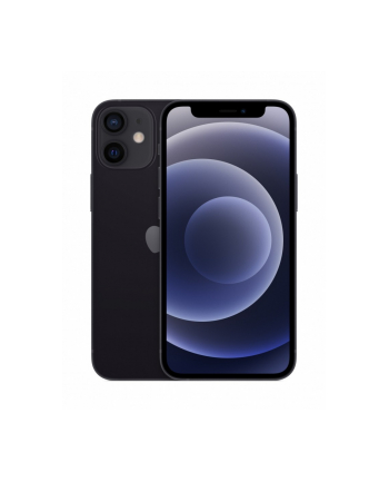 apple iPhone 12 Mini 256GB Czarny