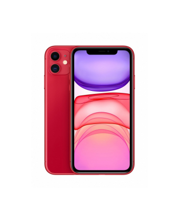 apple iPhone 11 64GB Czerwony