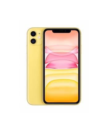 apple iPhone 11 64GB Żółty