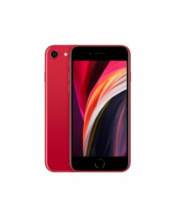 apple iPhone SE 256GB Czerwony