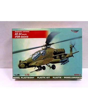 mirage modele Mirage zest.d/sklej.Helik.AH-64A ABośniaIFor 72052