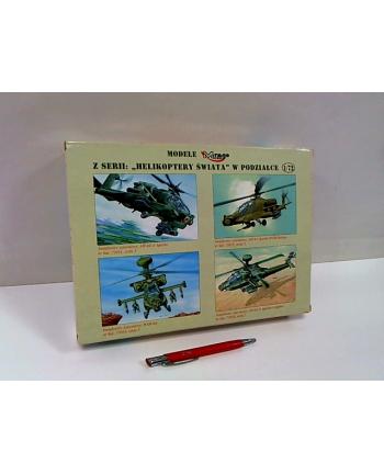 mirage modele Mirage zest.d/sklej.Śmigłowiec szturm.WAH-64 72053