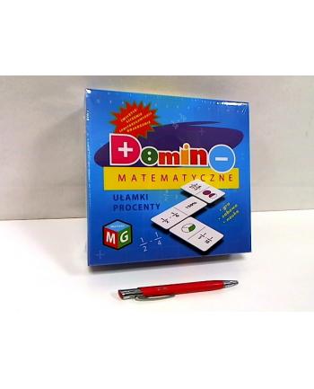 multigra Domino matematyczne ułamki 00358