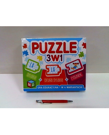 multigra Puzzle 3w1 01089