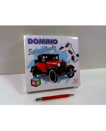 multigra Domino samochody w starym stylu 01645