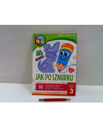 multigra Jak po sznurku Zeszyt Nr3 13021
