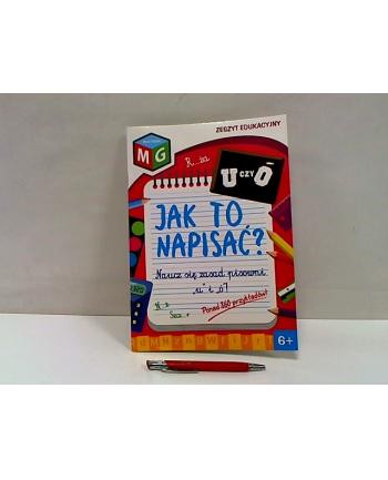multigra Jak to napisać-Naucz się zasad pisowni U i Ó 13687
