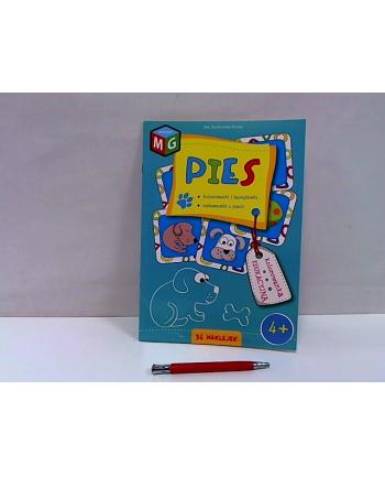 multigra Pies - kolorowanka edukacyjna 98022