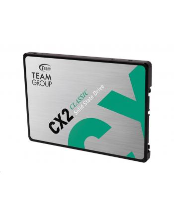 TEAM GROUP CX2 256GB SATA3 6Gb/s 2.5inch SSD 520/430 MB/s