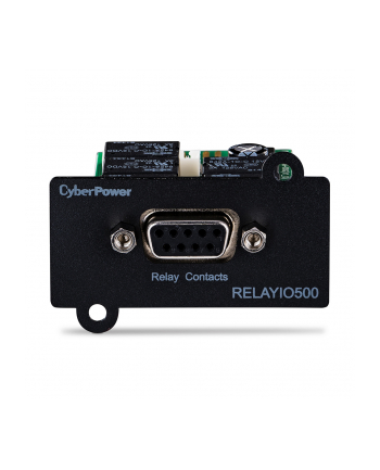 cyber power CYBERPOWER RELAYIO500 Relay Control Card Relay Contacts compatible with PR Serie