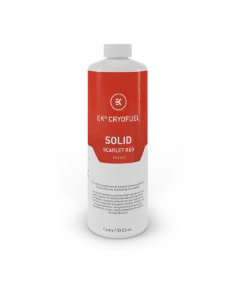 EKWB EK CryoFuel Solid Scarlet Red 1000ml Premix