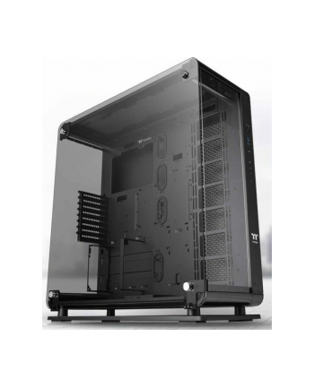 Thermaltake Core P8 TG, bench / show case(black, tempered glass)
