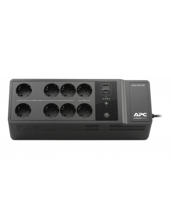 APC Back-UPS 850VA 230V USB Type-C and A charging ports