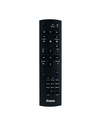 iiyama LH5542UHS-B1, Public Display(black, UltraHD / 4K, System Android, HDMI, IPS)