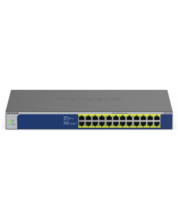 NetgearGS524PP Unmanaged Gigabit Ethernet (10/100/1000) Grey Power over Ethernet (PoE), Switch