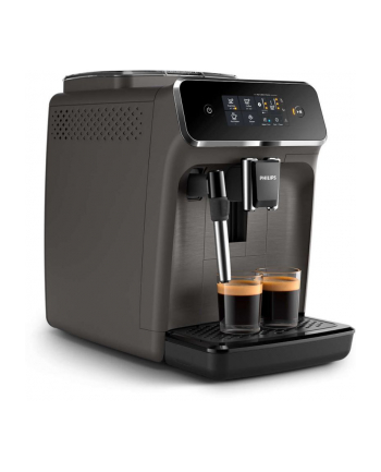 Philips EP2224/10 Espresso Coffee maker, Fully automatic, 15 barClassic milk frother, Water tank 1.8 L,