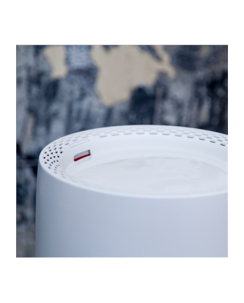 Duux Ovi Humidifier, 20 W, Water tank capacity 2 L, Suitable for rooms up to 30 m², Humidification capacity 200 ml/hr, White