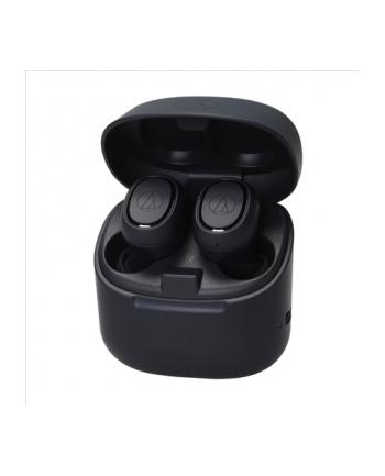 Audio Technica Headphones ATH-CK3TW Bluetooth 5.0, Black, Built-in microphone