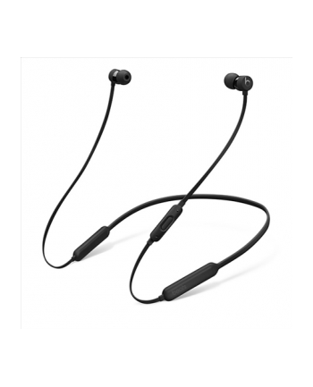 Beats BeatsX Earphones Bluetooth, Black, Built-in microphone