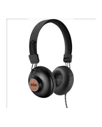 Marley Headphones Positive Vibration 2 Built-in microphone, 3.5mm, Signature Black