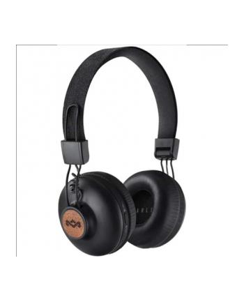 Marley Positive Vibration BT, On-Ear, Wireless, Microphone, Signature Black