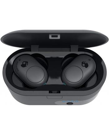 Skullcandy Push True Wireless Headphones, Dark Gray/Black