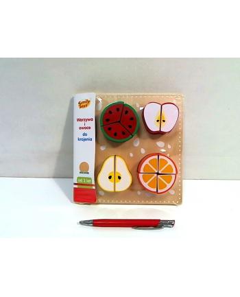 anek - smily play Warzywa i owoce do krojenia SmilyPlay AC7330 34937