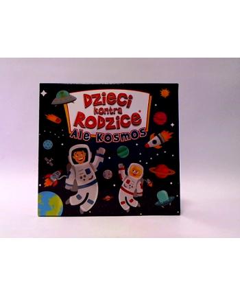kangur - gry Dzieci kontra rodzice gra Ale Kosmos 71649