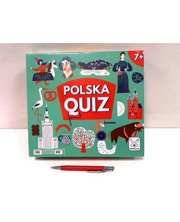 kangur - gry Polska Quiz Maxi 08514