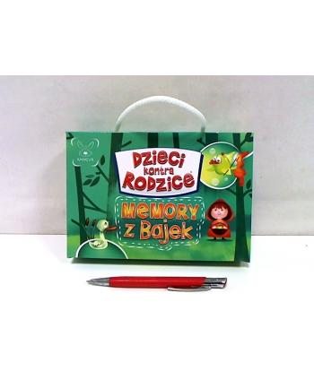 kangur - gry Dzieci kontra rodzice gra Memory z Bajek 08590