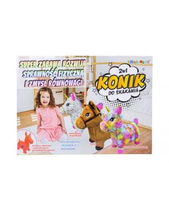 norimpex Konik do skakania mix 3 kolory 1004073