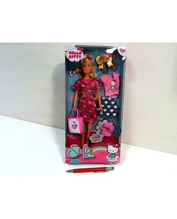 simba Steffi Hello Kitty zestaw z ubrankami 928-3013