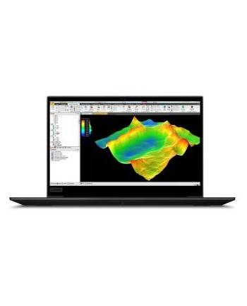 lenovo Mobilna stacja robocza ThinkPad P1 Gen3 20TH0046PB W10Pro W-10855M/32GB/1TB/T2000 4GB/LTE/15.6 UHD/Black/3YRS Premier Support