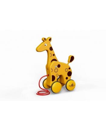 euro-trade Bam Bam Żyrafa na kółkach